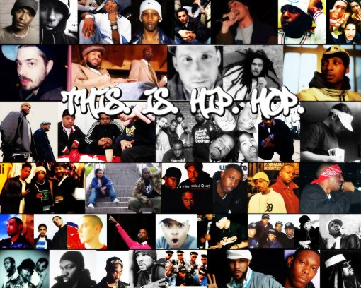 Hip Hop is something you live.