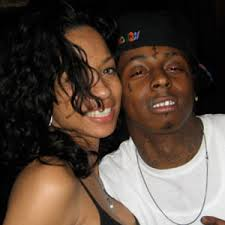 Karrine and Lil Wayne